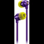 Logitech G G333 Kopfhörer im Ohr 3.5 mm connector USB Typ-C Violett