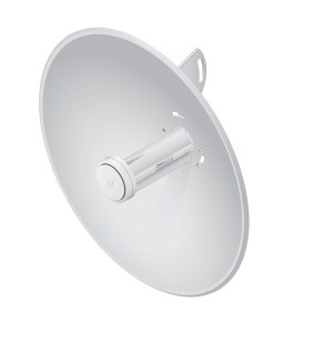Ubiquiti Networks PBE-M5-400 bridge/repeater 1000 Mbit/s White