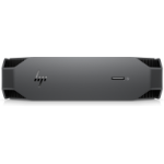 HP Z2 Mini G5 DDR4-SDRAM W-1250 mini PC Intel Xeon W 16 GB 512 GB SSD Windows 10 Pro Workstation Black, Grey