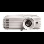 Optoma HD29HLV beamer/projector 4500 ANSI lumens DLP 1080p (1920x1080) 3D Desktopprojector Wit