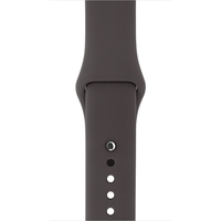 Apple 38mm Sport Band - Watch strap - cocoa - for Watch (38 mm)