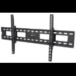 "Manhattan TV & Monitor Mount, Wall, Tilt, 1 screen, Screen Sizes: 37-75"", Black, VESA 200x200 to 800x400mm, Max 75kg, LFD, Lifetime Warranty"