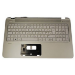 HP 762530-031 Housing base + keyboard notebook spare part