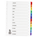 Q-CONNECT KF01524 tab index