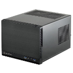 Silverstone SG13 Mini-Tower Black computer case