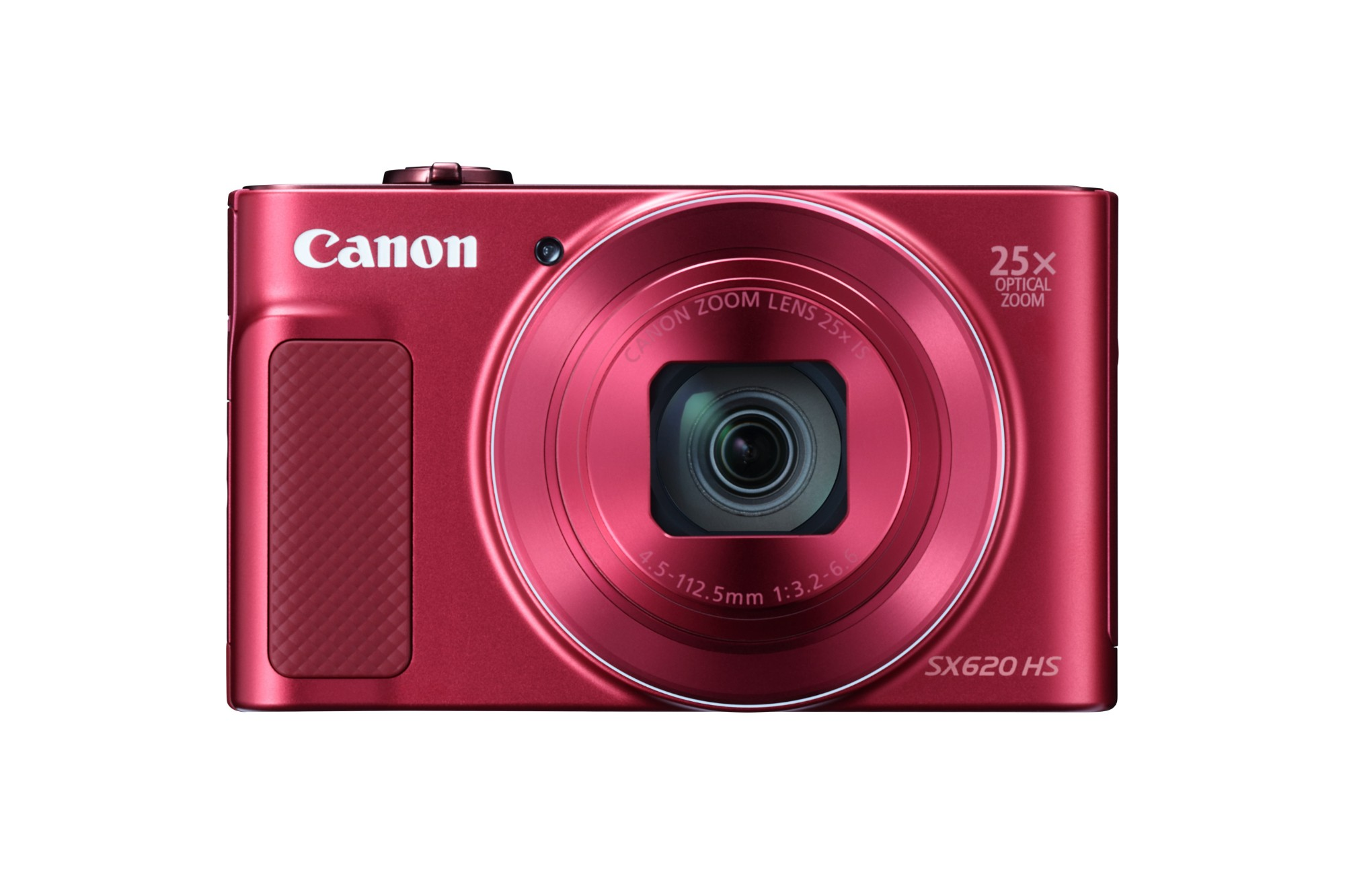 "Canon PowerShot SX620 HS Compact camera 20.2 MP CMOS 5184 x 3888 pixels 1/2.3"" Red"