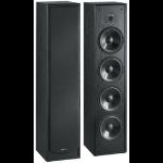 BIC Venturi DV64 200W Black loudspeaker
