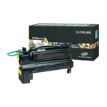 Lexmark C792A1YG Toner yellow, 6K pages