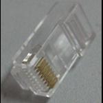 Microconnect KON510-50 wire connector RJ45 Transparent