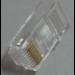 Microconnect KON510-50 RJ45 Transparent wire connector