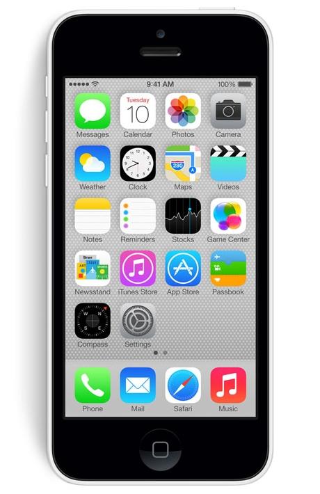 iPhone 5c 16GB Apple Original Celular Desbloqueado WHITE