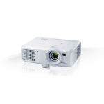 Canon LV WX320 beamer/projector 3200 ANSI lumens DLP WXGA (1280x800) Desktopprojector Wit