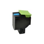 V7 Toner for selected Lexmark printers - Replacement for OEM cartridge part number 70C2HC0 V7-CS410C-HY-OV7