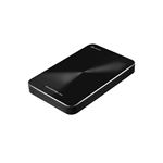 "Sharkoon QuickStore One HDD enclosure 2.5"" Black"