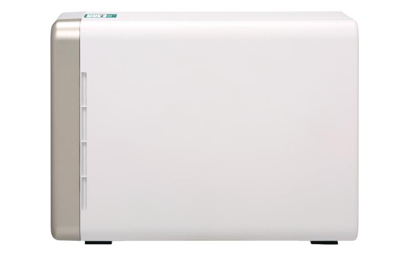 QNAP TS-251B Ethernet LAN Tower White NAS