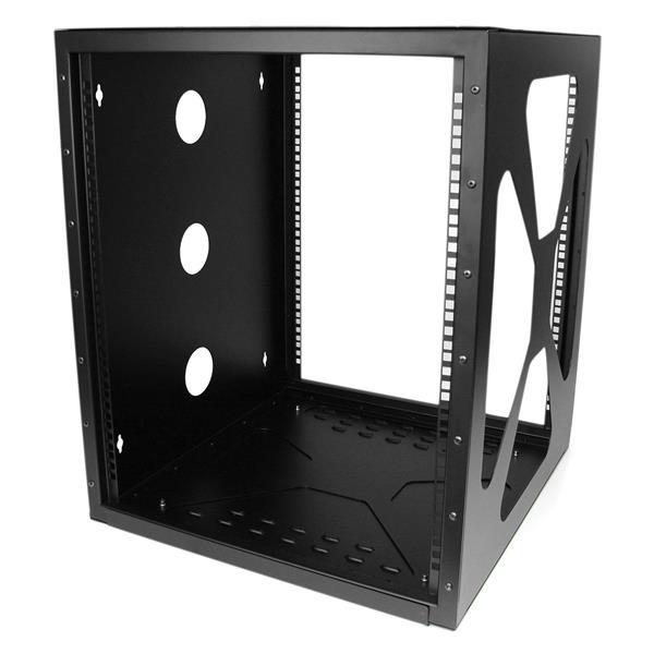 StarTech.com 12U Sideways Wall-Mount Rack for Servers
