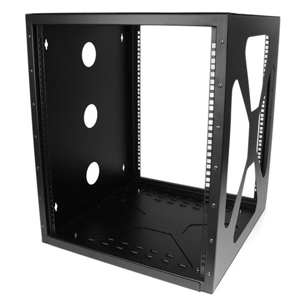 StarTech.com 12U Sideways Wall-Mount Rack for Servers