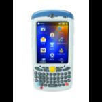 "Zebra MC55X handheld mobile computer 8.89 cm (3.5"") 640 x 480 pixels Touchscreen 365 g Blue, White"