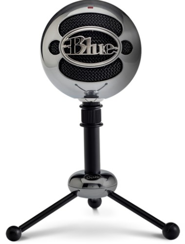 Blue Microphones Snowball Table microphone Aluminium