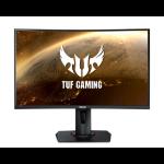 "ASUS TUF Gaming VG27WQ 68.6 cm (27"") 2560 x 1440 pixels Full HD LED Black"