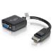 C2G 20cm DisplayPort M / VGA F