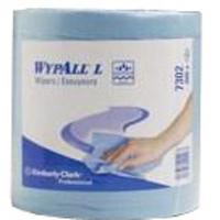 WypAll L20 WIPES BLUE ROLL 7302