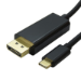 Astrotek 2m USB-C to DisplayPort Cable USB 3.1 Type-C Male to DP Male iPad Pro Macbook Air Samsung Galaxy S10