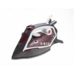 Hoover AIRFLOW Dry & Steam iron Ceramic soleplate Burgundy,Transparent 2600 W