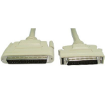 Cables Direct SCSI 2-3 0.5m SCSI cable Beige External 50-p 68-p