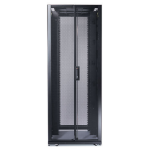 APC NetShelter SX 45U Freestanding rack Black