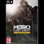 Deep Silver Metro: Last Light Redux, PC Videospiel PC/Mac/Linux Remastered
