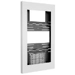 "Chief LW49UWP flat panel wall mount 124.5 cm (49"") White"
