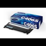 HP CLT-C406S Original Cyan 1 pc(s)
