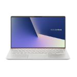 "ASUS ZenBook 14 UM433DA-A5005R notebook Silver 35.6 cm (14"") 1920 x 1080 pixels AMD Ryzen 5 3500U 8 GB DDR4-SDRAM 512 GB SSD Windows 10 Pro"