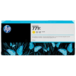 HP B6Y10A (771C) Ink cartridge yellow, 775ml