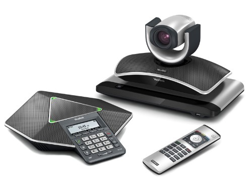 Yealink VC120 video conferencing system Ethernet LAN