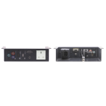 Kramer Electronics UTBUS-1XL wire connector 1 x VGA, 1 x 3.5mm Black