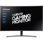 "Samsung C27HG70QQU LED display 68.3 cm (26.9"") Quad HD Curved Blue,Grey"