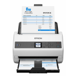 Epson WorkForce DS-970 Sheet-fed scanner 600 x 600 DPI A4 Gray, White