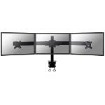 Neomounts by Newstar FPMA-D700D3 Flat panel Tischhalter 68,6 cm (27 Zoll) Klemme Schwarz