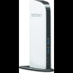 Trendnet TU3-DS2 Black,White notebook dock/port replicator