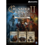 Paradox Interactive Crusader Kings II: Way of Life Collection, PC/Mac/Linux Video game downloadable content (DLC) PC/Mac/Linux Deutsch