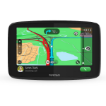 "TomTom GO ESSENTIAL 6"" navigator 15.2 cm (6"") Touchscreen Handheld/Fixed Black 262 g"