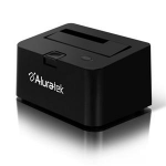Aluratek AHDDU200F Black notebook dock/port replicator
