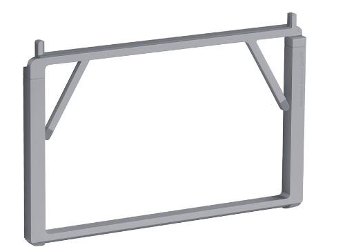 Rain Design mBar pro+ Notebook stand Grey 14 cm (5.5