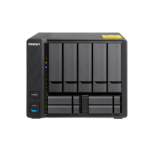 QNAP TS-932X Ethernet LAN Tower Black NAS
