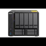 QNAP TS-932X NAS Tower Ethernet LAN Black