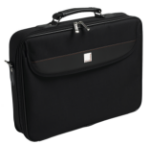 "Urban Factory Modulo 2 Case 17"" 17"" Briefcase Black"