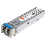 Intellinet Gigabit Fibre SFP Optical Transceiver Module, 1000Base-Lx (LC) Single-Mode Port, 10km