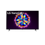 "LG NanoCell NANO90 55NANO906NA TV 139.7 cm (55"") 4K Ultra HD Smart TV Wi-Fi Black, Stainless steel"